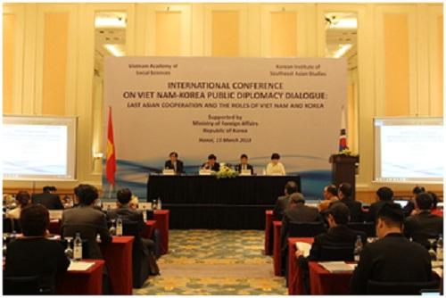 """Hình ảnh: Hội thảo khoa học: """"Hợp tác Đông Á và vai trò của Việt Nam và Hàn Quốc"""" số 3"""