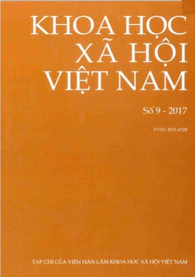 Tạp chí Tiếng Việt số 9 - 2017