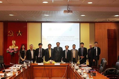 Tọa đàm khoa học 'Chính sách liên minh đang mở ra của Mỹ và trật tự Đông Á mới: Những gợi ý cho hợp tác Việt Nam – Hàn Quốc'