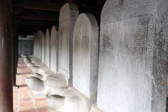 Thực trạng bảo vệ di sản Hán Nôm tại các di tích quốc gia đặc biệt ở Hà Nội