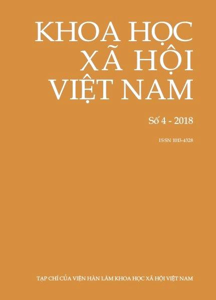 Khoa học xã hội Việt Nam. Số 4 - 2018