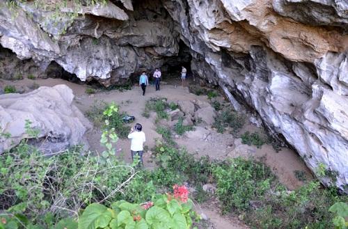 Đề tài: Nghiên cứu hệ thống di tích khảo cổ hang động ở miền núi biên giới tỉnh Nghệ An