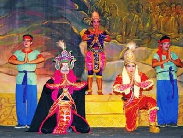 Nghệ thuật Dù kê của người Khơme Nam bộ