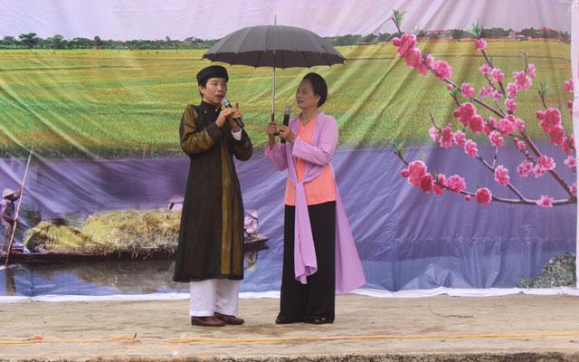 Hát đúm của người Thổ ở Việt Nam