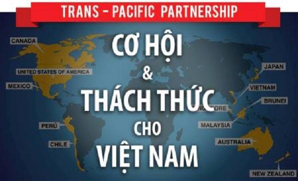 Tham gia TPP: Thách thức và giải pháp đối với nền kinh tế Việt Nam