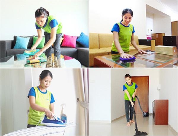 Lao động giúp việc gia đình tại Việt Nam