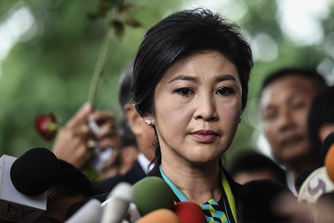 Đề tài: Khủng hoảng chính trị ở Thái Lan thời kỳ nữ Thủ tướng Yingluck