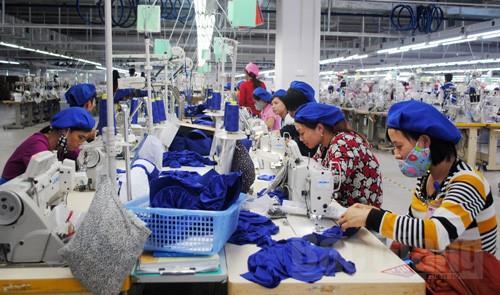 Giai cấp công nhân Việt Nam hiện nay