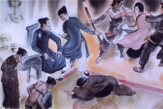 Tư tưởng khoan dung và lạc quan của Nguyễn Du trong Truyện Kiều
