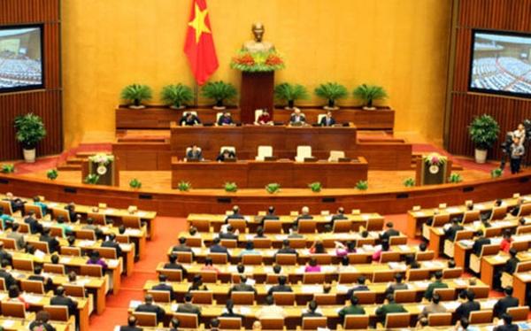 Vai trò của Quốc hội đối với quyền tham gia quản lý nhà nước của công dân