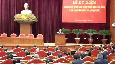 Tư duy lý luận chính trị của cán bộ lãnh đạo và quản lý ở Việt Nam hiện nay