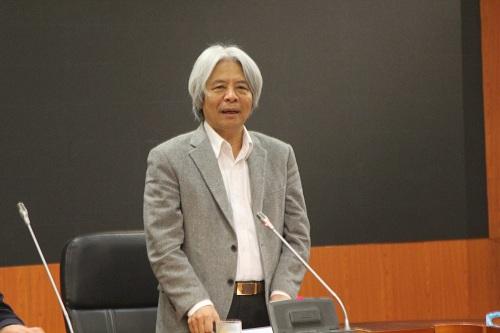 Thảo luận về kết quả xây dựng kế hoạch tổng thể của Đề án Biên soạn Bách khoa toàn thư Việt Nam